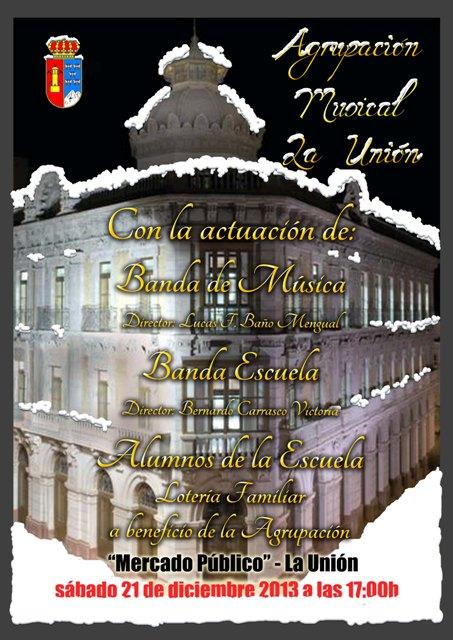 Concierto-navidad-2013-agrupacion-musical-la-union