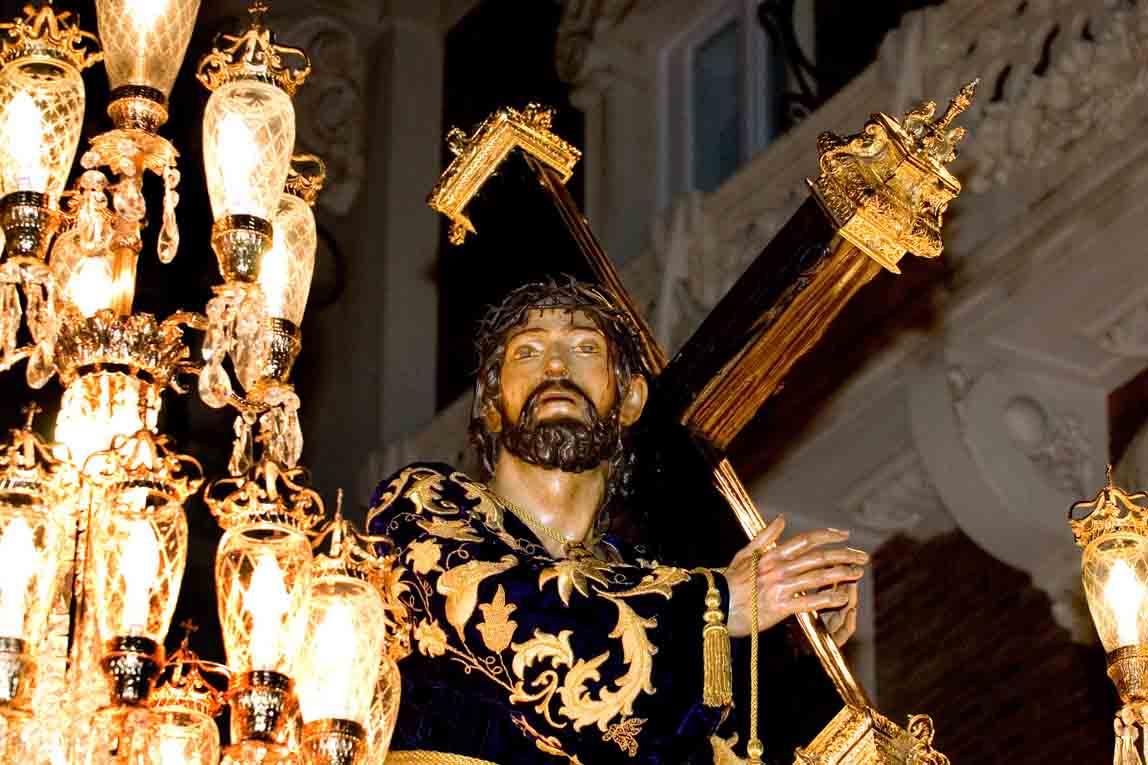 Viernes santo en cartagena