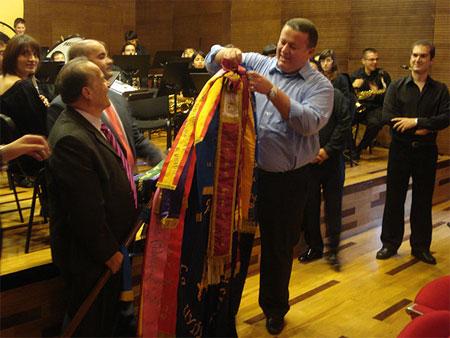 Corbata de Honor de La Unión